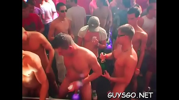 Creampie party, Orgy, Group sex, Group