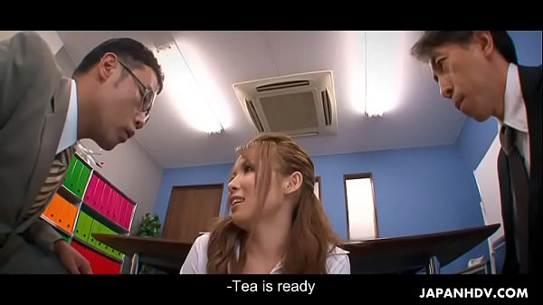 Big toy, Japanese office, Asian office, Japanese fuck