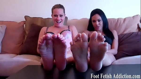 Footjob, Lick feet, Foot job