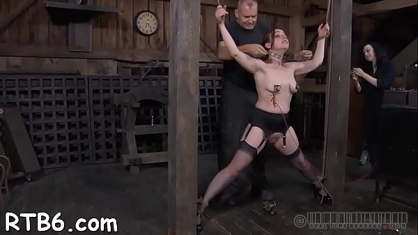 Spank pussy, Torture