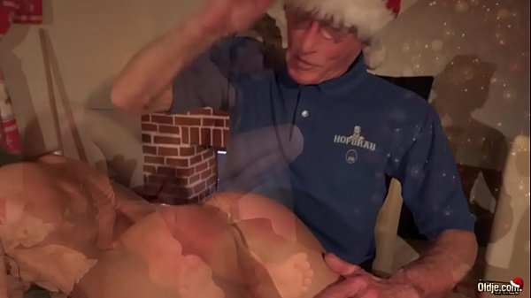 Spanked, Spank pussy, Old grandpa