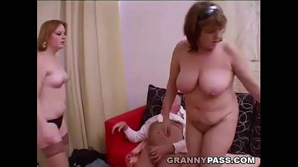 Grandpa, Grandma, Saggy tits, Old grandpa, Grandmothers
