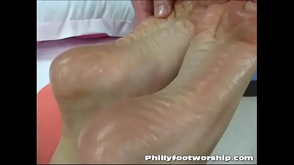 Footjob, Foot job