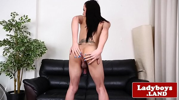 Ladyboy solo, Asian solo, Asian shemale