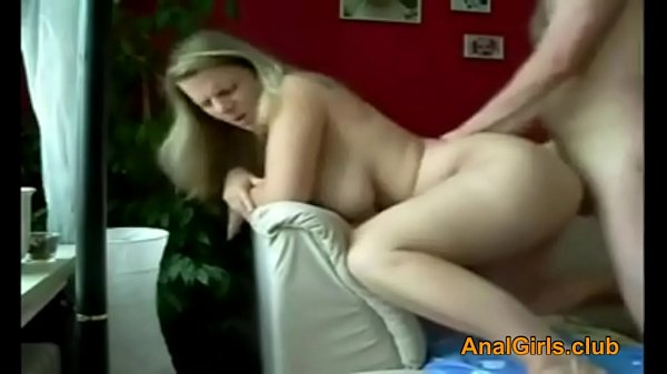 Pain, Painful, First anal, Cry