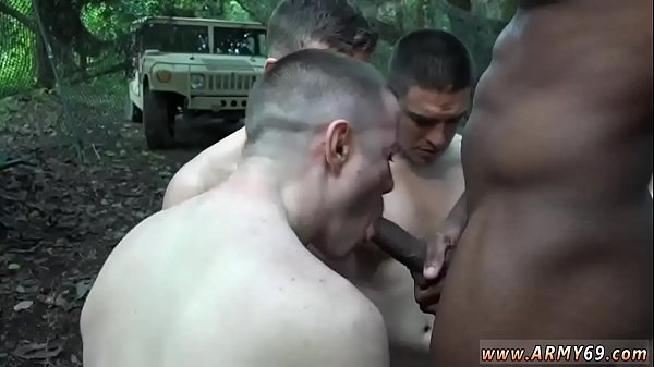 Military, Group sex