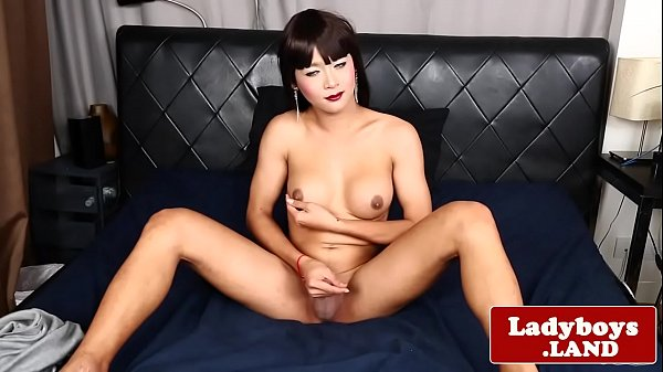 Spray, Asian ladyboy