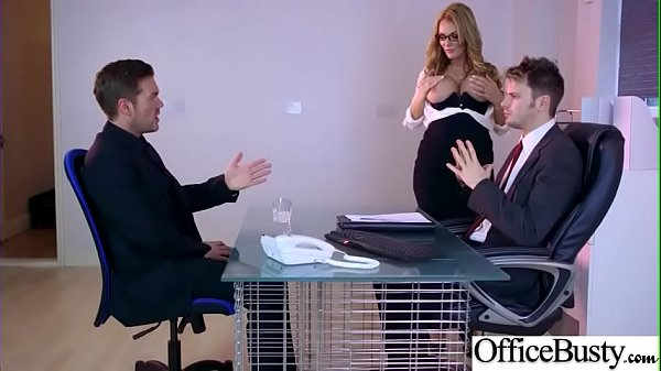 Office sex, Office busty