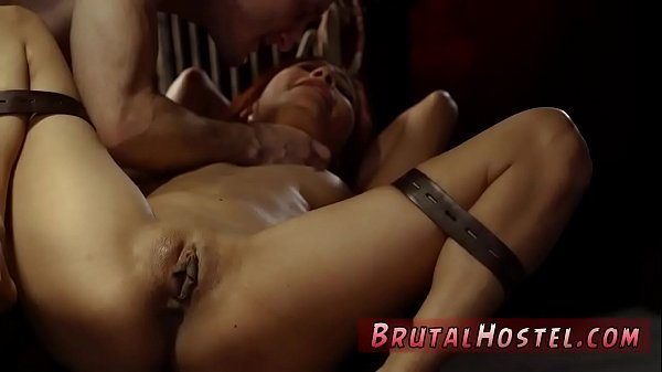 Tranny and girl, Bdsm anal
