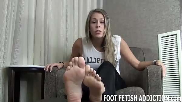 Foot worship, Sock, Foot job