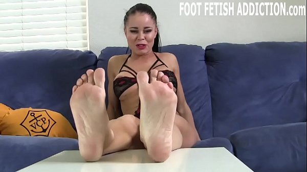 Foot worship, Foot job